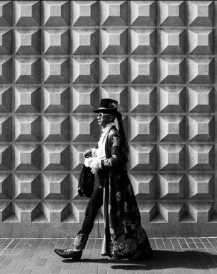 Brian Cattelle Fine Art Black and White Photography San Francisco Street Study 22