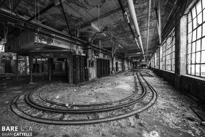 Abandoned Photography in Michigan