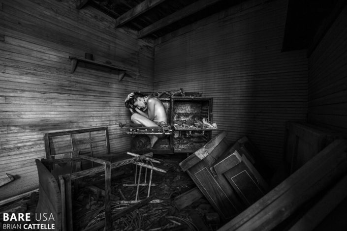 Abandoned Photography in Wyoming
