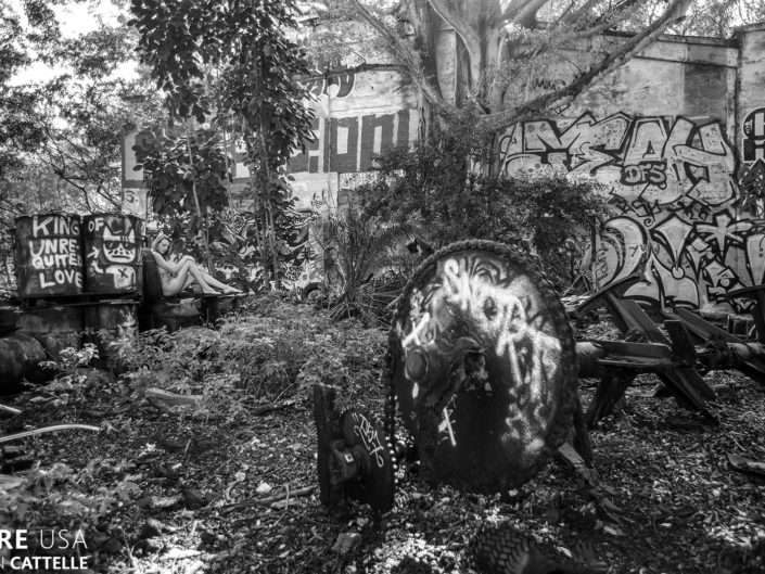 Abandoned Photography in Hawaii
