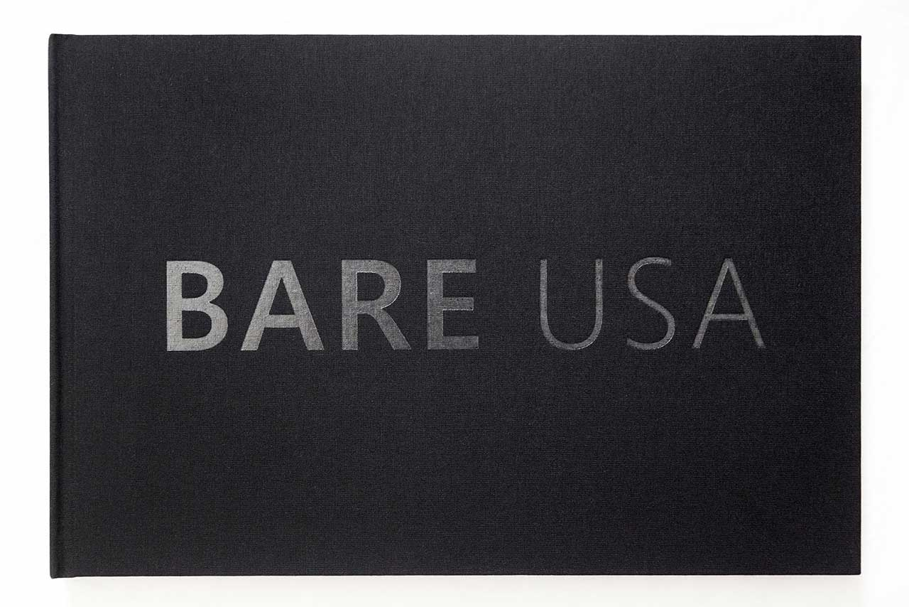 BARE USA Book Cover
