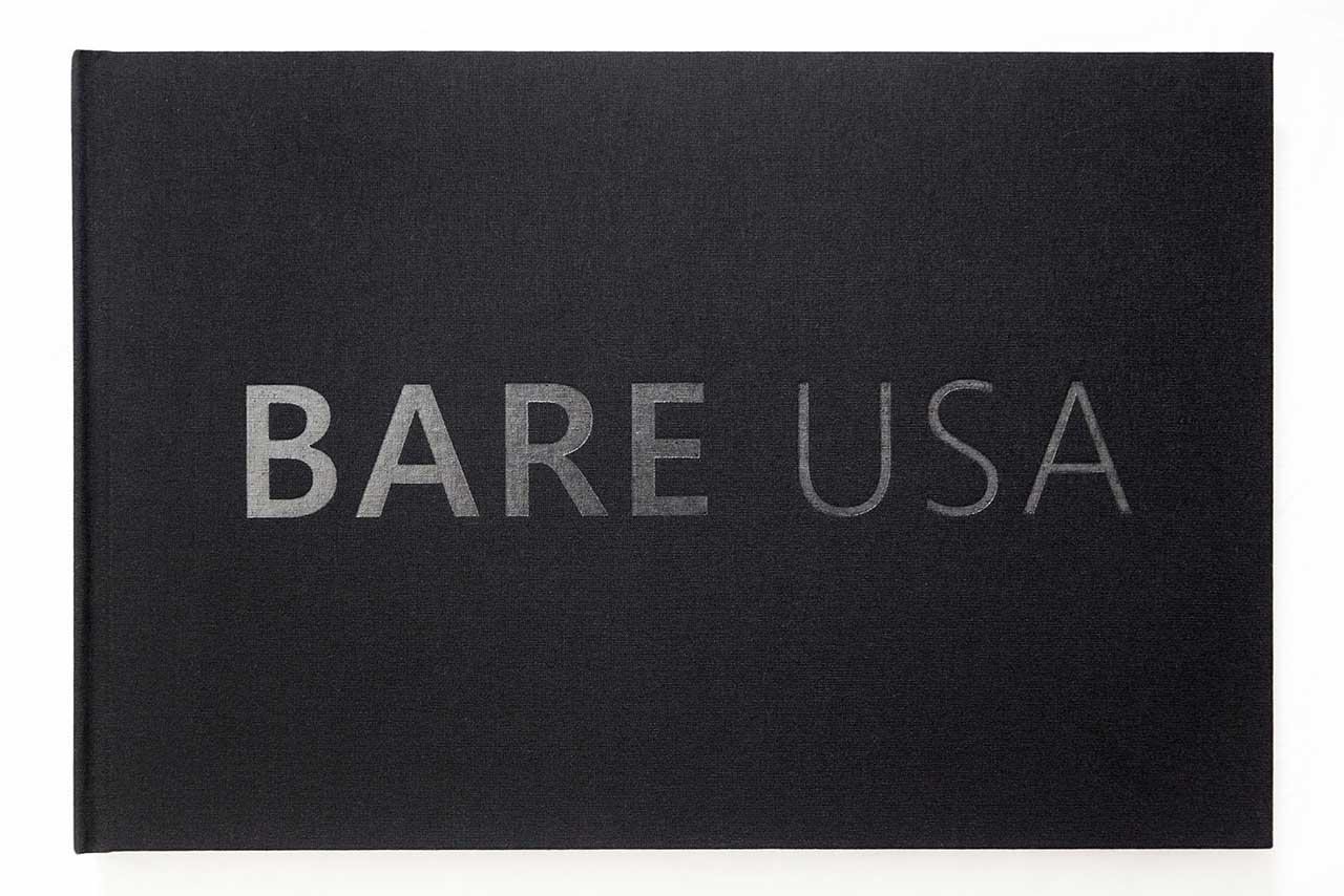 BARE USA Book Cover