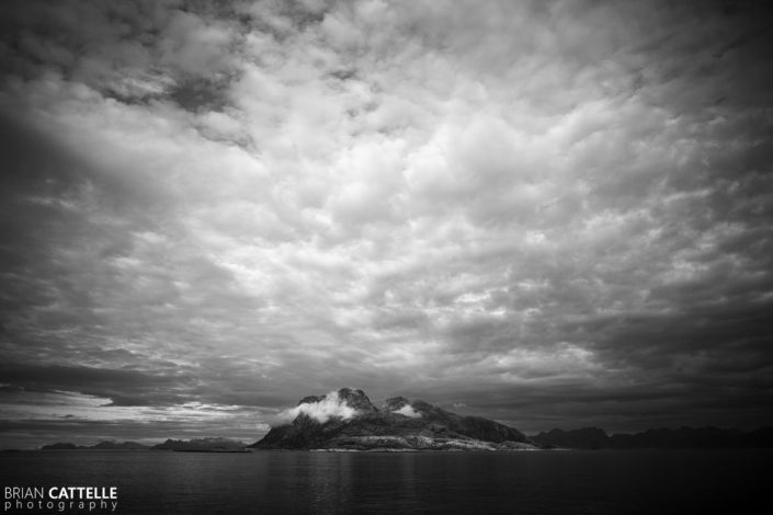 Black and White Landscape Photography Bode Study 01