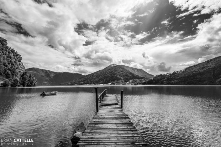 Black and White Landscape Photography Doc