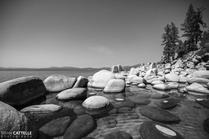 Black and White Photo Prints Lake Tahoe