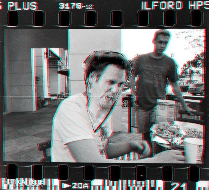 Experimental Photography Tasty Burger