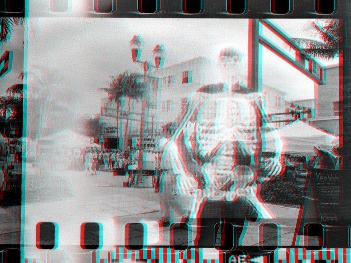 Experimental Photography Xray Machine