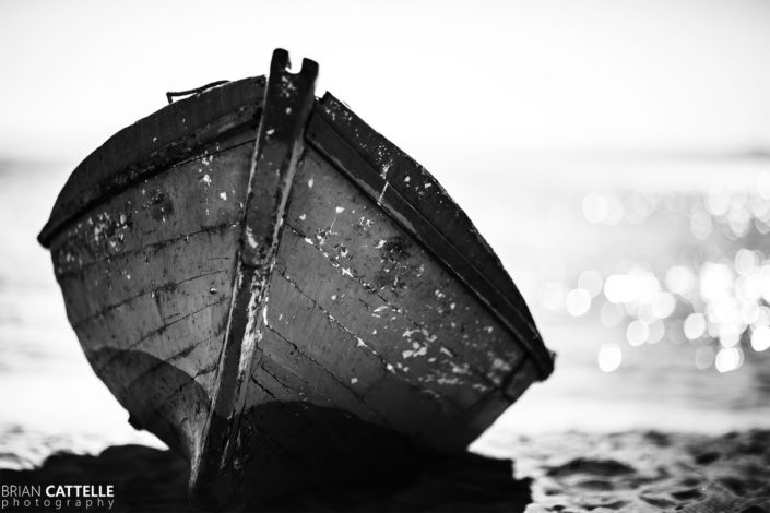 Fine Art Photography Boat