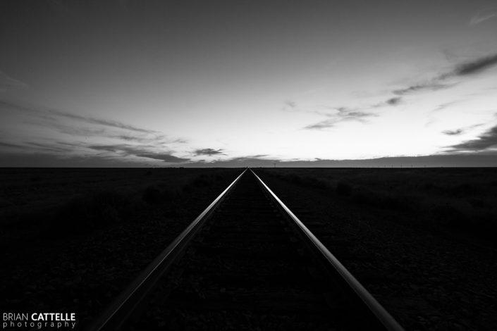 Fine Art Prints Railroad Tracks