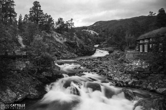 Fine Art Prints Waterfall