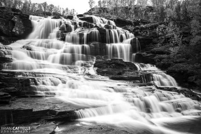 Fine Art Prints Waterfall