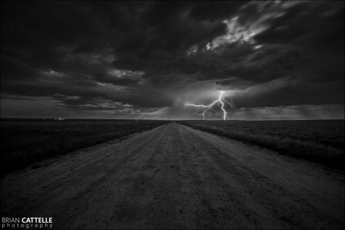 Landscape Fine Art Photography Lightning