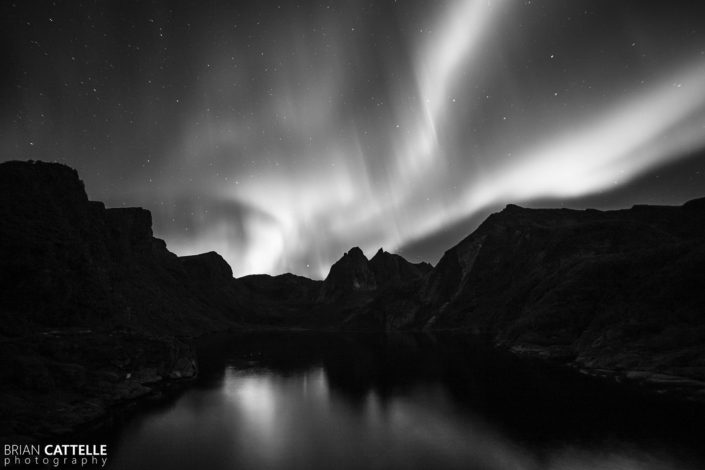 Landscape Photography Northern Lights