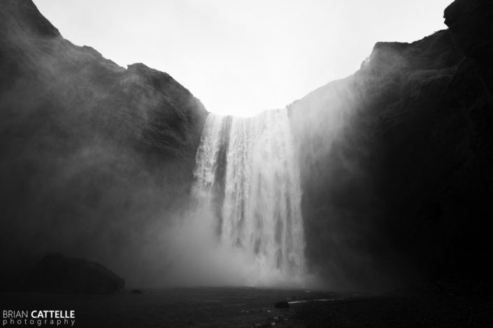 Nature Photography Skoge Foss