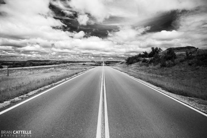 Photo Prints Open Road