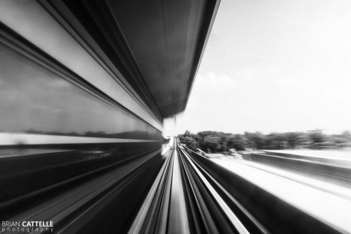 Photography Airtrain
