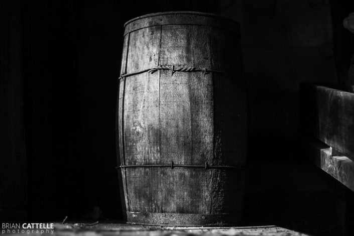 Photography Barrel
