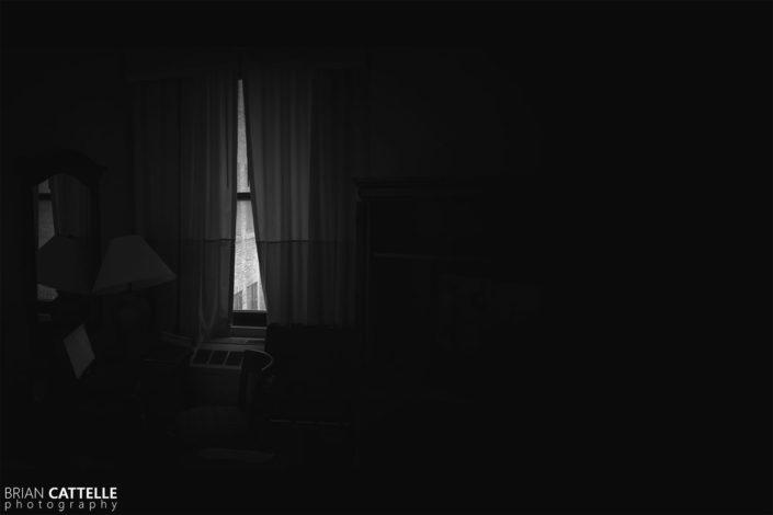 Photography Prints Hotel Room