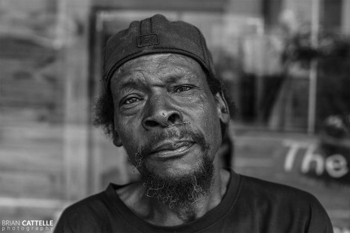Portrait Photography Americus Man