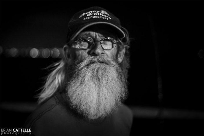 Portrait Photography Fisherman