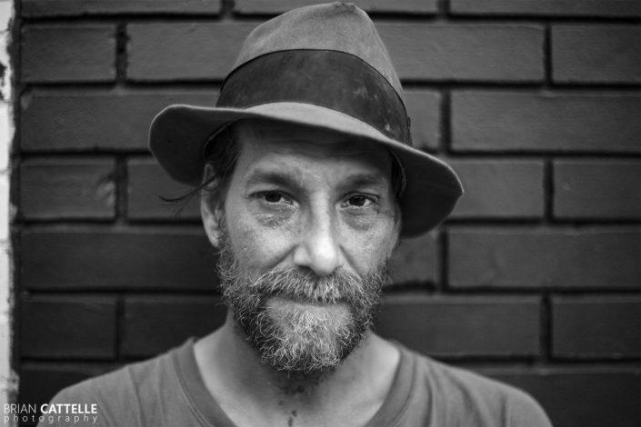 Portrait Photography Tramp
