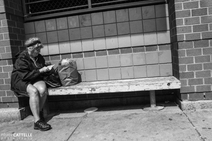 Street Photo Art Prints Portland Street