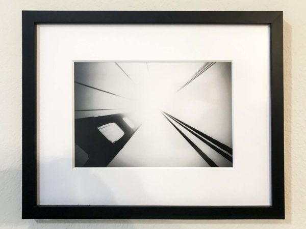 Fine art black and white photo for sale