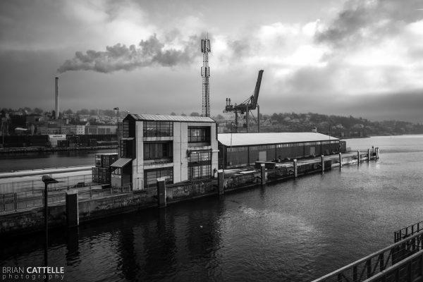 Bastefosen Dock Study 01
